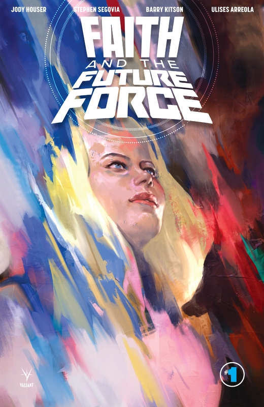 Faith and the Future Force #1-4 (2017) Complete
